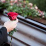 Trauerkranz, eigene Bestattung planen