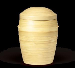 Biourne aus Bambus