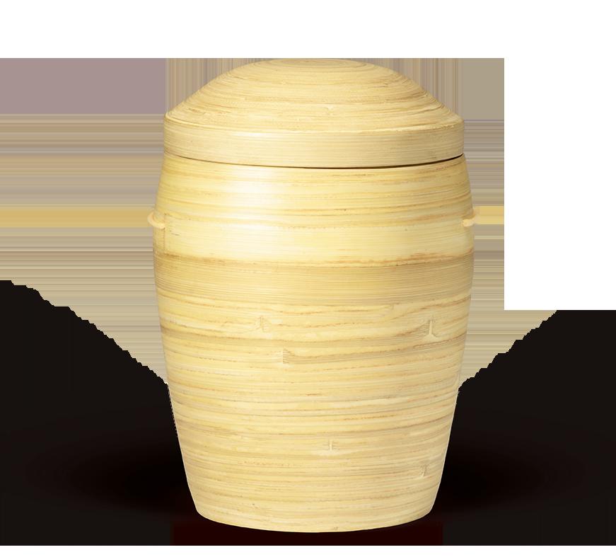 RuheForst Nauen, Bambus-Urne