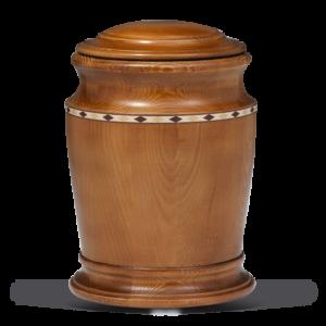 FriedWald-Urne mit Zierband