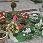 Bestattungsarten: Offenes Urnengrab