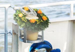 Bestattungskosten: Seebestattung