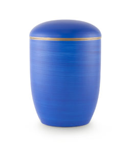 Anhydrit-Tonolith-Seeurne blau