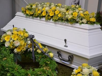 Ablauf einer Beerdigung: Trauerfeier