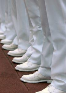 Beisetzung mit militärischen Ehren