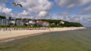 Seebestattung vor Usedom: Bansin