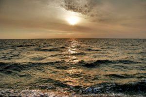 Seebestattung vor Norddeich: Bestattungsgebiet