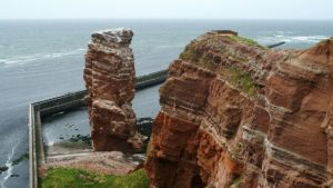Seebestattung vor Helgoland: Bestattungsgebiet