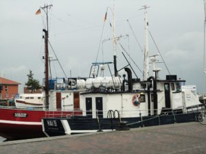 Seebestattung vor Heiligenhafen