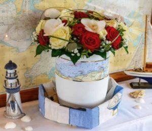 Seebestattung vor Husum: Seeurne