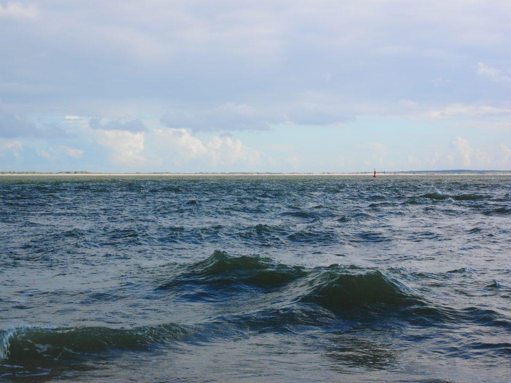 Seebestattung vor Sylt: Beisetzungsgebiet