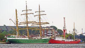 Seebestattung vor Wilhelmshaven