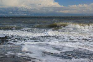 Seebestattung vor Wilhelmshaven: Jadebusen