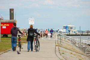 Seebestattung vor Wilhelmshaven: Südstrand