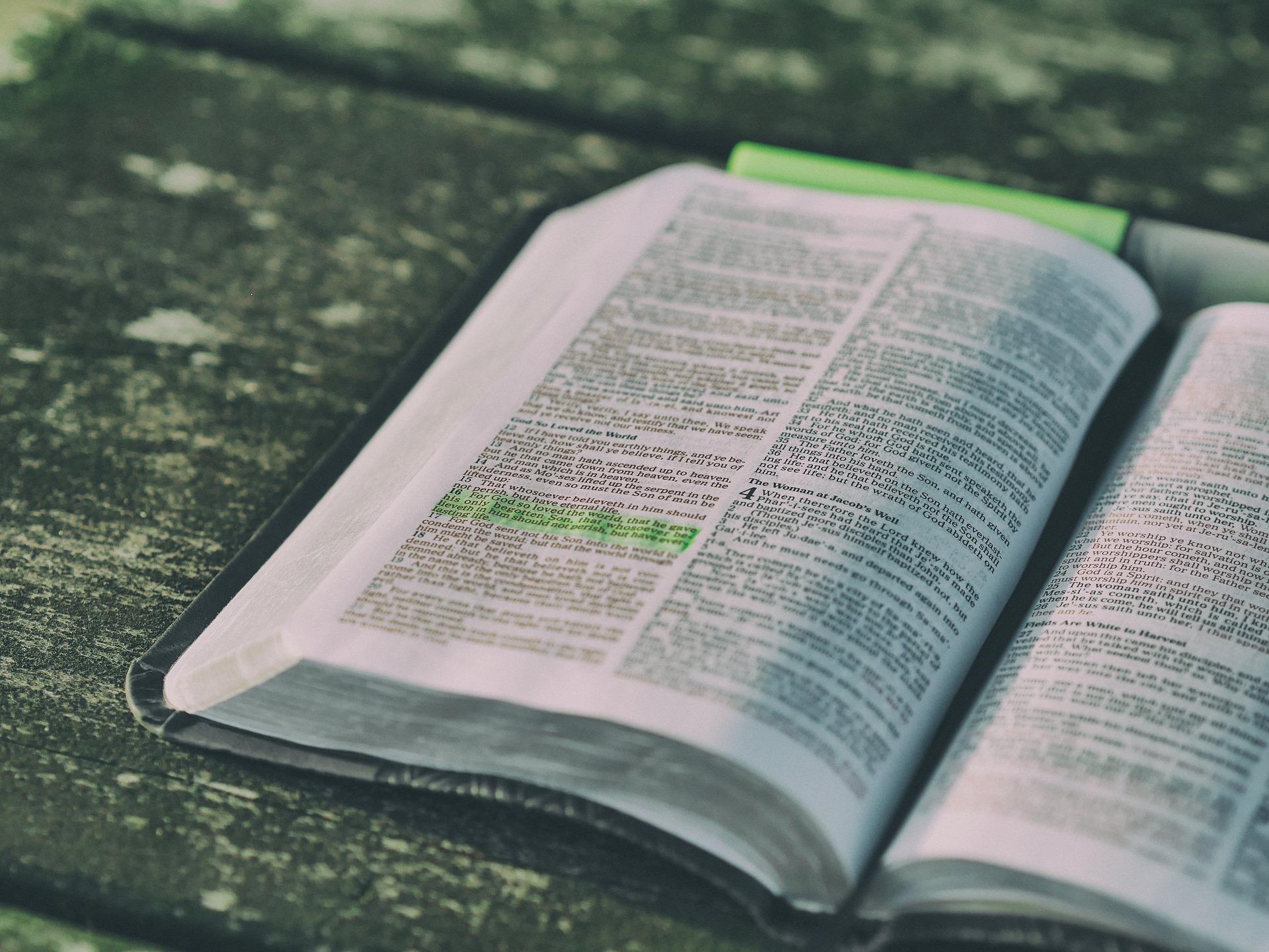 Trauersprüche: Bibelzitate
