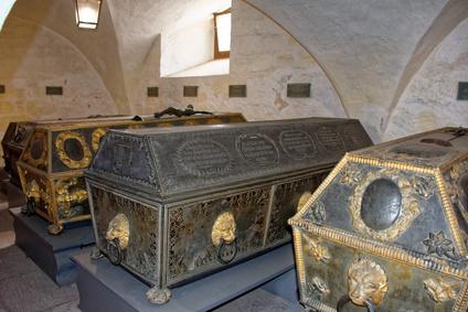 Gruft der bayerischen Könige in Ansbach