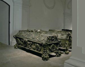 Kaisergruft: Sarkophag Maria Theresias