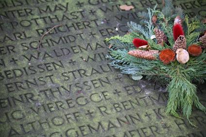 Volkstrauertag: Totengedenken