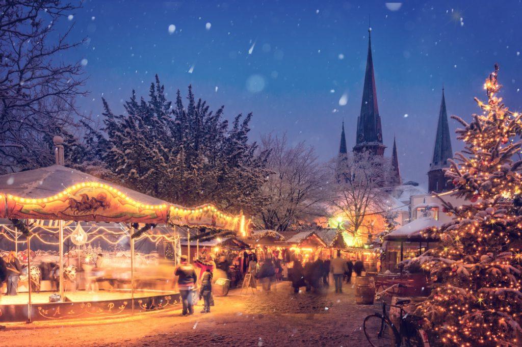 Manche Weihnachtsmärkte öffnen schon vor dem Totensonntag.