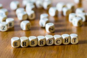 Gesetzliche Erbfolge nach deutschem Erbrecht