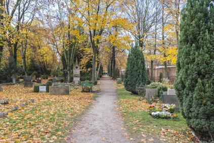 Friedhof Sophiengemeinde II Berlin
