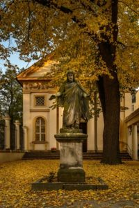 Friedhof St. Jacobi in Berlin-Neukölln