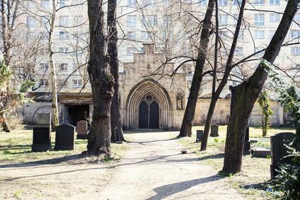 St.-Marien- und St.-Nikolai-Friedhof I, Berlin