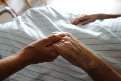 Sterbehilfe, Sterbebegleitung
