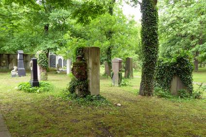 Alter Johannisfriedhof Dresden
