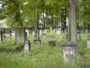 Alter Jüdischer Friedhof Dresden