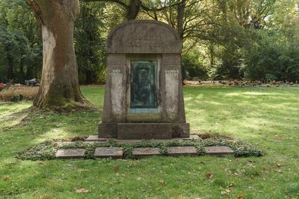 Ostfriedhof oder Ostenfriedhof Dortmund
