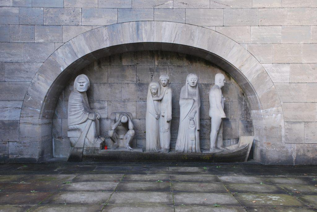 Mahnmal im Friedhof Ohlsdorf