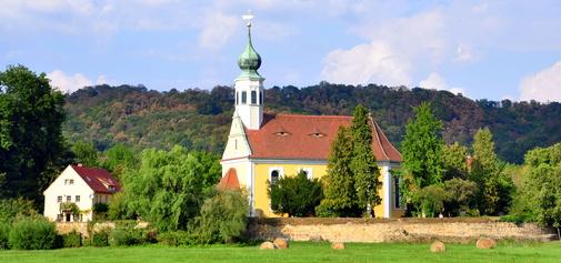 Kirchhof Maria am Wasser, Dresden
