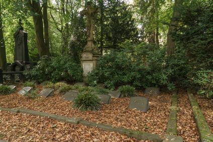 Ostfriedhof in Dortmund