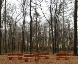 Andachtsstätte im RuheForst Cappenberg