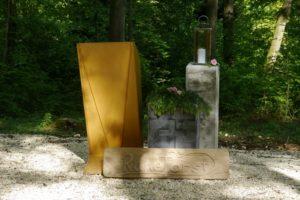Trauerfeier im RuheForst Weidenstetten