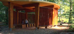Andachtsstätte im RuheForst Wilgartswiesen