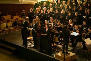 Requiem mit Orchester und großem Chor