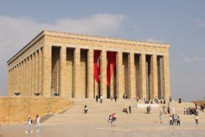 Anıtkabir, Mausoleum Atatürks