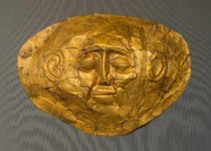 Totenmaske des Agamemnon