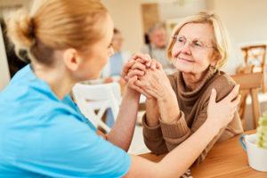 Pflegegrad beantragen: Pflegeleistungen