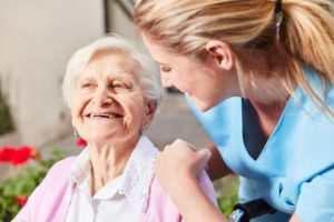 Häusliche Betreuung als Pflegesachleistung