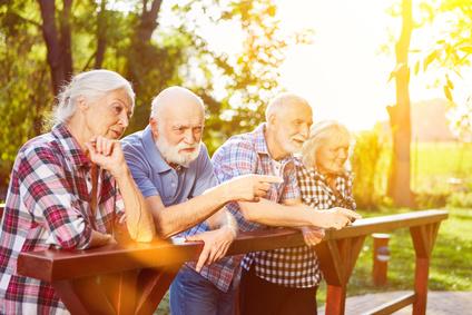 Pflegestärkungsgesetz für ambulante Wohngruppen