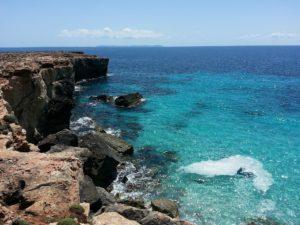Seebestattung vor Mallorca