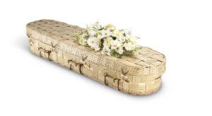 Korbsarg aus Bambus