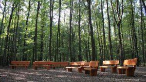 FriedWald Meroder Wald, Andachtsplatz