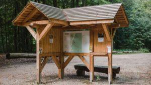 FriedWald Grevesmühlen, Informationstafel