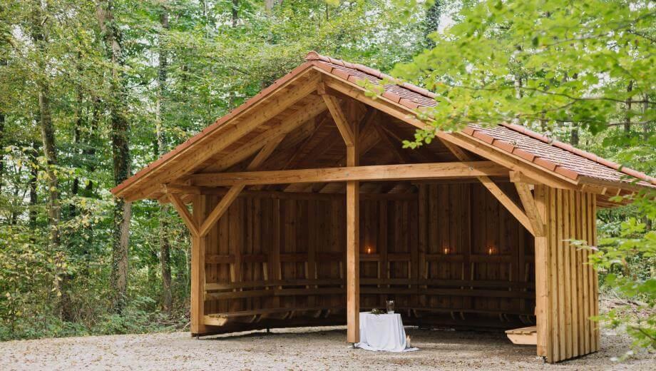Pavillon | Quelle: FriedWald Burg Plesse