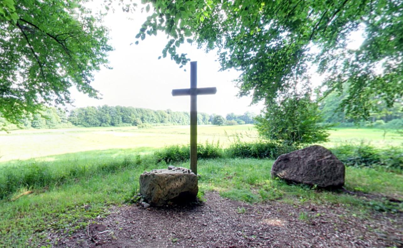 Andachtsstätte | Quelle: Ruheforst Bothkamp an der Eiderquelle